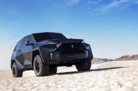 全球卖得最贵的九大SUV,买不起的看看也爽!