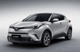 """日本销冠车型,国内表现失利,C-HR是丰田在华的""""bug"""""""