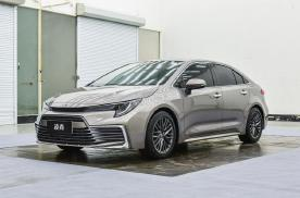 速腾对手要来了!丰田新车预售15.88万,全系2.0L,比凯
