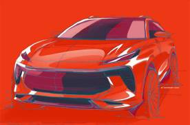 把未来科技感具象化,东风风行全新SUV设计草图曝光