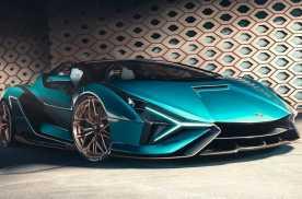 新车资讯 | 兰博基尼将在2024年实现所有车型的电气化