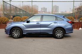 同级别大空间SUV标杆,双色车身+四出排气,揭秘广汽本田冠道