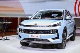 思皓QX,一款致力于闯出自己风格的全新SUV