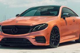 奔驰E级性能版本车型亮相 基于奔驰AMG E53 Coupe