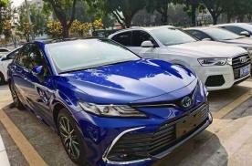 再过1天!丰田又一新车将上市,油耗4.1L,这次比雅阁更值?