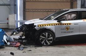 大众ID.4 2021 欧洲EURO NCAP碰撞测试