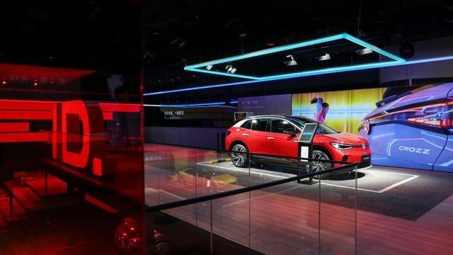新CC猎装车传承欧洲纯正猎装车定制、高尚、优雅血统