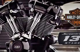 哈雷发布2147cc V型双缸发动机 售价约合4.3万人民币