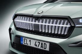 顶配双电机306匹马力,斯柯达首款纯电动SUV正式下线