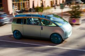 时尚未来空间概念,MINI VISION URBANAUT概念车演绎高