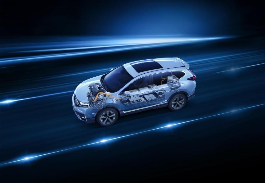 东风本田CR-V锐·混动e+正式上市 补贴后27.38万起