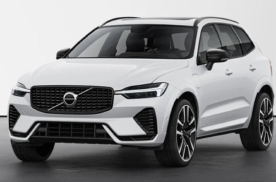 新款沃尔沃XC60官图曝光 增加轻混动力车型