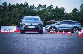 """""""无声的轰鸣""""——场地体验广汽新能源埃安SUV下一代领先智能"""