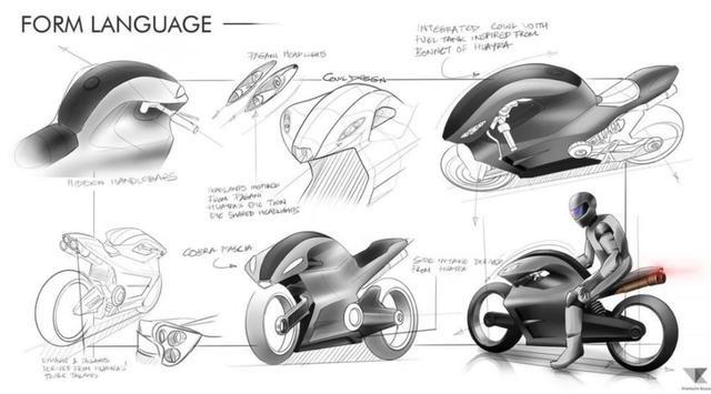 """""""啊母鸡""""太贵?两轮AMG了解一下,帕加尼推出超级摩托车-爱卡汽车爱咖号"""