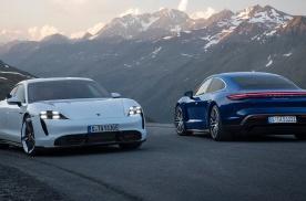 电动车成销冠,保时捷在欧洲市场的销售冠军竟是Taycan