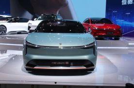 2021上海车展丨科技与时尚结合 恒大汽车携多款恒驰车型亮相