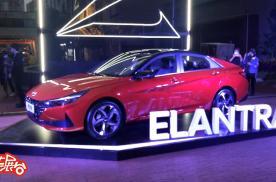 9.98万元起售 北京现代第七代伊兰特锋芒登场
