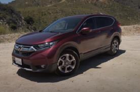 本田CR-V夺冠,北美车评机构5款热门SUV长测结果