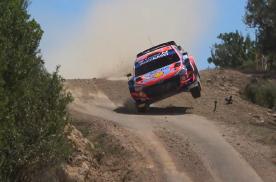 【精彩集锦】8分钟看WRC意大利站