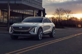 上汽通用汽车公布电动化及智能网联化战略布局