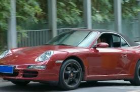 奔驰大G、保时捷911、大众途观,女明星的座驾竟然是这些!