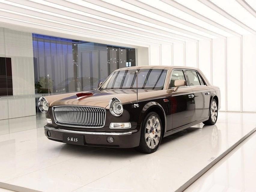 """盘点5台最贵""""中国造""""!红旗L5仅排第二,第一售价1200万"""