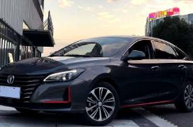 """实拍:长安版""""雷克萨斯"""",全新中级车配1.5T动力,不足8万"""