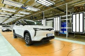威马第三款智能纯电SUV正式量产 将于上海车展正式交付