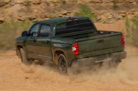 取消V8发动机 新一代丰田坦途皮卡或推出插电混合版本