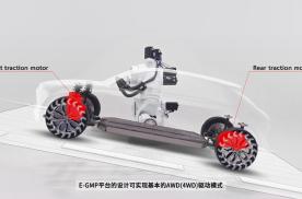 现代汽车集团电动汽车专用平台E-GMP全球首发