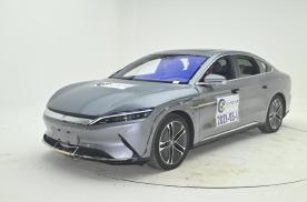 比亚迪汉荣获C-NCAP五星安全认证