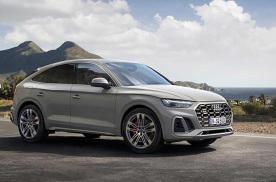 奥迪全新SQ5发布!属于驾驶者的性能SUV