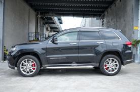 Jeep大切诺基改装TEI Racing S系列街道版高性