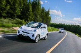 城市代步小车之争,欧拉R1对比奇瑞eQ1,7万元到底该买谁?