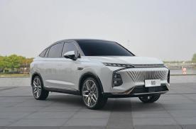 """科幻设计+动感溜背,荣威发布全新SUV""""鲸""""!"""