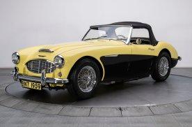 上世纪50年代MG鼻祖车引领美国车市,如今单台价值近10万美