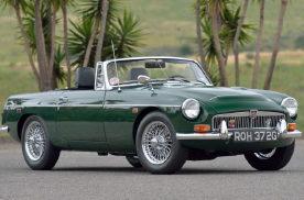 查尔斯王子最喜欢的车,历史上被喷得体无完肤,它就是MGC跑车