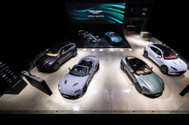 Vantage F1®特别版全球首秀