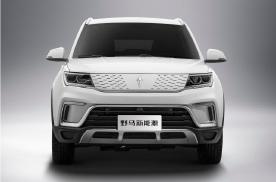 新款野马EC60官图发布