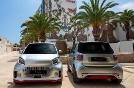 Smart特别版车型发布 限量发售 红色运动包围独具个性