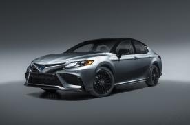 新款丰田凯美瑞官图发布 细节调整/配置升级