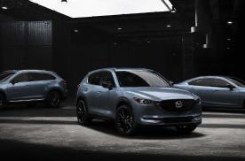 灰色涂装,配置齐全,马自达Carbon特别版车系官图发布