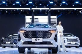 WEY摩卡预售17.98万起,中国智能汽车进入摩卡时代