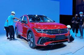 北京车展探秘:谁说大众汽车脸谱千篇一律?途观X看着就很新鲜