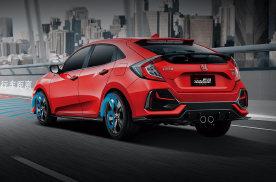 全新CIVIC思域Hatchback上市  售14.39万起