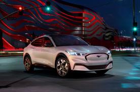 野马 Mach-E EPA续航公布,福特全球纯电的第一步