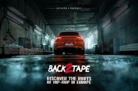 保时捷跨界推出嘻哈文化纪录片《Back 2 Tape》