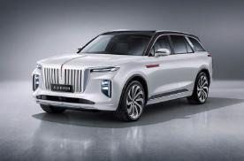 纯电动SUV,定价估计超60万,红旗E-HS9开辟新的细市场