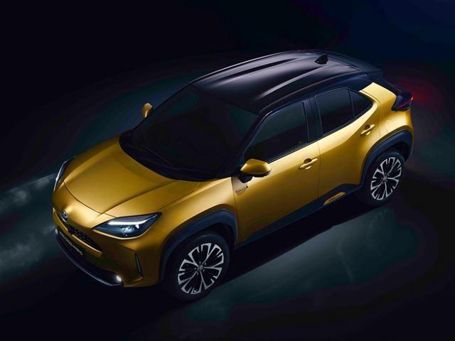 20万就能买雷克萨斯SUV?或基于丰田YARiS Cross打造