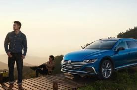 本已是最美大众车,如今瓦罐加身,大众CC猎装版撩动你心了吗?